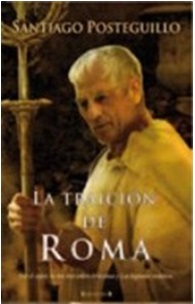 Portada de La traicion de roma